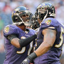 Fabian Washington, Ray Lewis