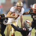 Florida State's Christian Ponder rushes