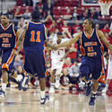 Morgan State upsets Terps