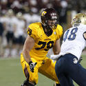 4. PHILADELPHIA EAGLES: Eric Fisher, OT, Central Michigan