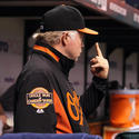 Buck Showalter - Orioles at Rays