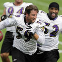 Nick Greisen, Ray Lewis