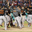 Sports moment 3 -- Orioles beat the Rangers, advance in the playoffs