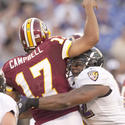 Jason Campbell, Ray Lewis