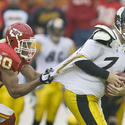 Nov. 22, 2009: Chiefs 27, Steelers 24, OT