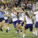 No. 2 Northwestern 11, No. 3 North Carolina 10