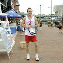 6. Meet Rodney, Ocean City's lifeguard mascot.