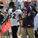 Carmelo Anthony, Ray Lewis