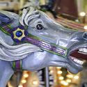 81. Go around in circles. Ride the vintage carousel at Trimper's amusement park. (trimpersrides.com)