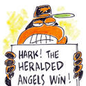 Angels 11, Orioles 2