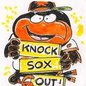 Orioles 6, Red Sox 3