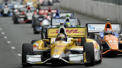 Sep. 3: Car #28, Ryan Hunter-Reay