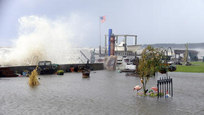 Sept. 19: Coastal flooding