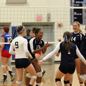 Centennial vs. River Hill volleyball