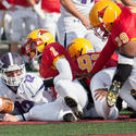Calvert Hall vs. Mount St. Joseph football