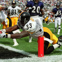Sept. 19, 1999: Steelers 23, Ravens 20