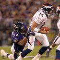 Ray Lewis drags down Brian Griese