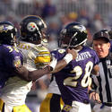 Oct. 27, 2002: Steelers 31, Ravens 18