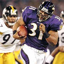 Dec. 28, 2003: Ravens 13, Steelers 10, OT