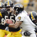 Dec. 26, 2004: Steelers 20, Ravens 7