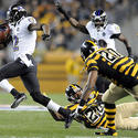 Nov. 18, 2012: Ravens 13, Steelers 10