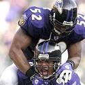 Ray Lewis, Anthony Weaver