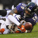 Roughcut: Ravens 24, Browns 10