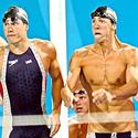 Peter Vanderkaay, Michael Phelps