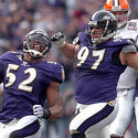 Ray Lewis, Kelly Gregg