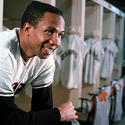 1966 AL MVP and 1989 MOY: Frank Robinson