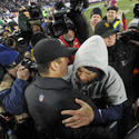 John Harbaugh, Bill Belichick