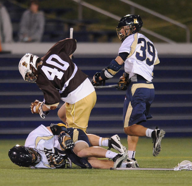 <b>Fact:</b> Patriot League teams are a combined 14-11 out of conference. Navy is 2-2 with wins over Virginia Military Institute and Detroit, and one-goal losses at Fairfield and Georgetown. The Midshipmen play at Bucknell on Saturday.