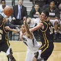 Men's college basketball: Loyola 83, UMBC 72
