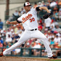 LAST FOUR OFF: RHP Chris Tillman