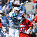 North Carolina attackman Jack McBride (Gilman)