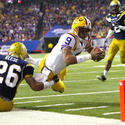 Chick-fil-A Bowl: LSU 38, Georgia Tech 3