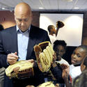 Hall of Famer Cal Ripken Jr.