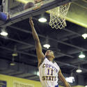 Coppin State's Vince Goldsberry