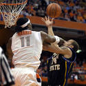 Syracuse beats Coppin State