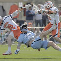 No. 1 Virginia 15, No. 8 Johns Hopkins 6