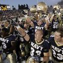 Navy 16, Air Force 13, OT