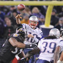 Tom Brady, Laurence Maroney, Ray Lewis