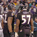 Ray Lewis, Bart Scott