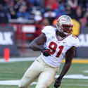 19. NEW YORK GIANTS: Tank Carradine, OLB/DE, Florida State