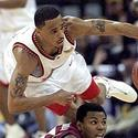 Maryland's Juan Dixon and  Florida State's Marcell Haywood