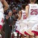 Maryland head coach Gary Williams