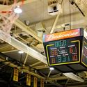 Towson Center scoreboard