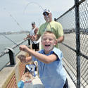 85. Go fish. Cast a line from one of OC's four public fishing piers.