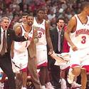 Gary Williams and the Maryland bench