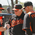 Buck Showalter, Jim Presley, Terry Crowley